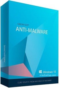 GridinSoft Anti-Malware 3.1.21 Crack & Serial Code Download