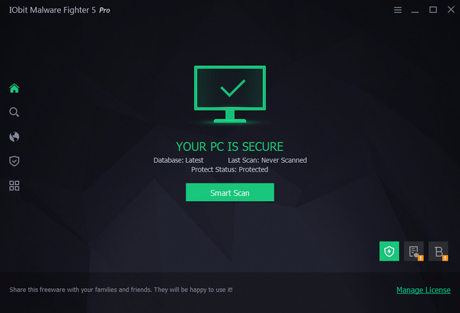 IObit Malware Fighter 5.4.0.4201 Crack with License Key Here