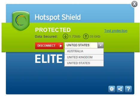 Hotspot Shield Elite 7.5.0 Premium Crack with Activation Keys