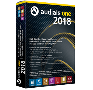 Audials One 2018.1.36300.0 Crack & Keygen Full Version