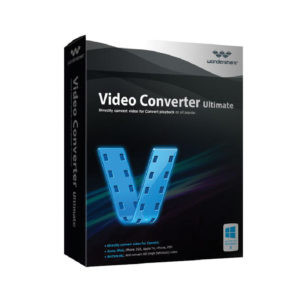 Wondershare Video Converter Ultimate 10.2.1.158 Crack & Key Here